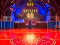 В Чикаго церковь переделали в баскетбольный зал