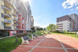 Двухкомнатная квартира продажа Братислава Jégeho alej