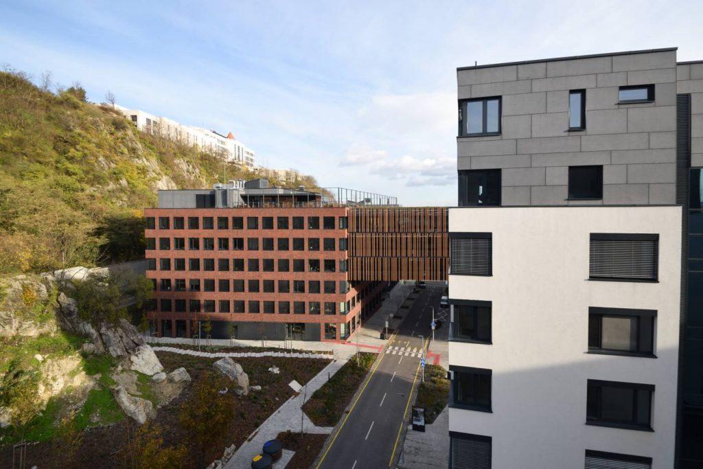 Двухкомнатная квартира аренда Братислава Zuckermandel
