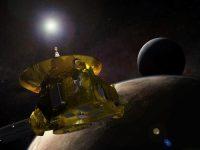 Станция New Horizons впервые сфотографировала объект 2014 MU69