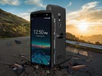 Смартфон Poptel P8 в усиленном корпусе поддерживает Face Unlock