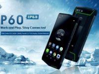 В GearBest стартовал прием заказов на усиленный смартфон Poptel P60