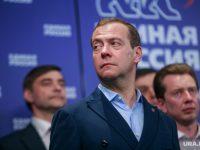 Медведев пригрозил отказом от участия в Давосском форуме, если туда не позовут Дерипаску