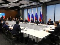 Путин в Петербурге устроил разнос: «Бюджетные деньги утекают сквозь пальцы»