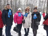 Новый детский каток открылся в Центральном городском парке в Королёве