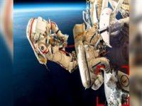 Дырку в космическом корабле РФ заткнули обыкновенным тампоном
