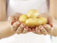 Картофель поможет избавиться от морщин и пигментных пятен на лице