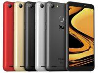 BQ представила в России смартфоны Strike Power и Strike Power 4G