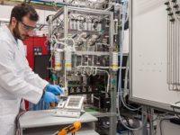 Toyota разработала устройство для получения водорода из воздуха