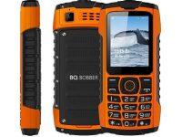 Телефон BQ Bobber буквально не тонет в воде
