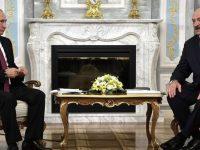 Путин дает $600 млн кредита, а Беларусь прекращает сертификацию продуктов для реэкспорта