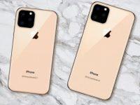 iPhone XI и iPhone XI Max показались на качественном рендере
