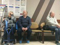 В Югре «яжемать» в очереди заявила, что ненавидит пенсионеров