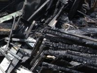 В Забайкалье молодая женщина подожгла дом, чтобы убить двух своих детей