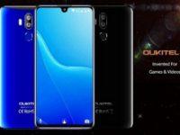 Смартфон Oukitel K9 с АКБ 6000 мАч заряжается за 1,5 часа