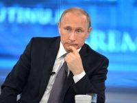 «Ведомости» назвали дату прямой линии с Владимиром Путиным
