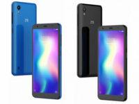 В России появился очень доступный смартфон ZTE Blade A5 2019