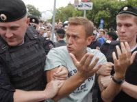 Навальный расстроился из-за того, что его освободили