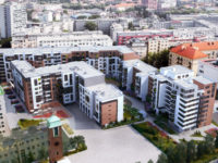 Двухкомнатная квартира купить Братислава STEIN 2