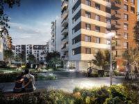 Четырехкомнатная квартира аренда Братислава STEIN 2