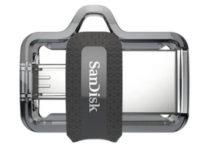 SanDisk Ultra Dual Drive m3.0 32 ГБ – когда размер действительно имеет значение