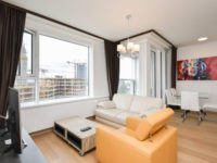 Однокомнатная квартира купить Братислава Panorama City