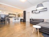 Двухкомнатная квартира аренда Братислава Nové Mesto