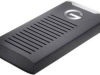 G-Technology G-Drive Mobile SSD – Bentley в мире накопителей