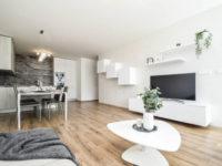 Новая трехкомнатная квартира снять Братислава Rača
