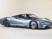 В Великобритании сделали McLaren Speedtail из тысячи деталей