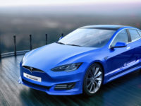 Tesla оказалась быстрее гоночного Porsche