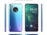 Опубликованы первые рендеры флагмана Huawei Mate 30