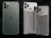 В России вышел бронированный Apple iPhone 11 Pro