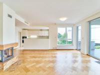 Четырёхкомнатная квартира аренда Братислава Diplomat Park
