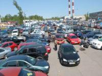 Российский рынок подержанных авто подешевел