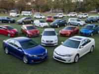 Стало известно какие легковые автомобили в России наиболее популярны среди молодых людей
