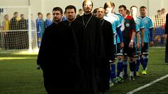 В РПЦ осудили поклонников футбола