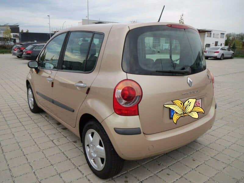 AUTOBAZAR JOKER Братислава Renault Modus продам