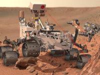 Марсоход NASA Curiosity обнаружил свидетельства существования на Марсе древних озер