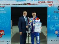 Житель Вологодчины стал чемпионом мира по кикбоксингу