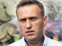 Навальный отправился в Лондон собирать подачки