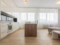 Двухкомнатная квартира снять Братислава Nové Mesto