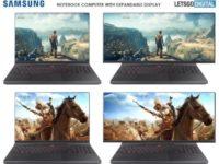Samsung готовит ноутбук с тянущимся экраном