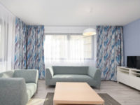 Новая 2х комнатная квартира снять Братислава Blumentál