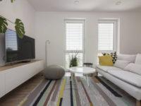 Новая трёхкомнатная квартира аренда Братислава Staré Mesto