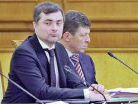 Помощник Зеленского предпочёл Козака Суркову