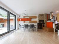 Новая трехкомнатная квартира с террасой аренда Братислава