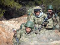 Минобороны Турции сообщило о гибели двоих турецких военнослужащих в результате авиаудара