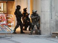 В столице Германии произошла стрельба, есть погибшие и раненые