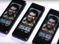 Брат Пабло Эскобара выпустил клон складного смартфона Galaxy Fold